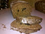 Brot: Mediteran-pikantes Mehrkornbrot - Rezept