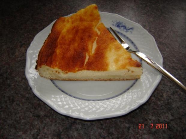 Kuchen & Torten : Rahmkuchen - Rezept