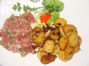 Salat : Ochsenmaulsalat - Rezept
