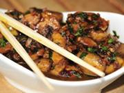 Tapas & Fingerfood: Asia-Champignon - Rezept