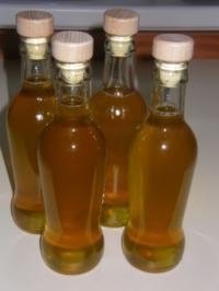 Zitronen-Limetten-Pfefferminz-Sirup mit Ingwer - Rezept
