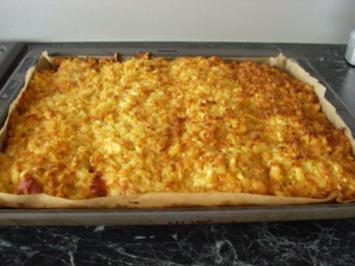 Sauerkraut-Rösti-Auflauf - Rezept