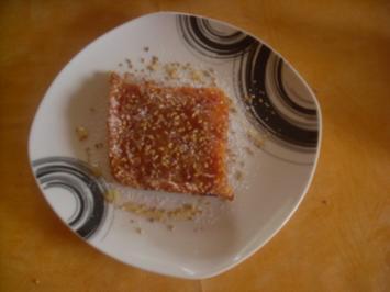 Wassermelone-Kuchen - Rezept