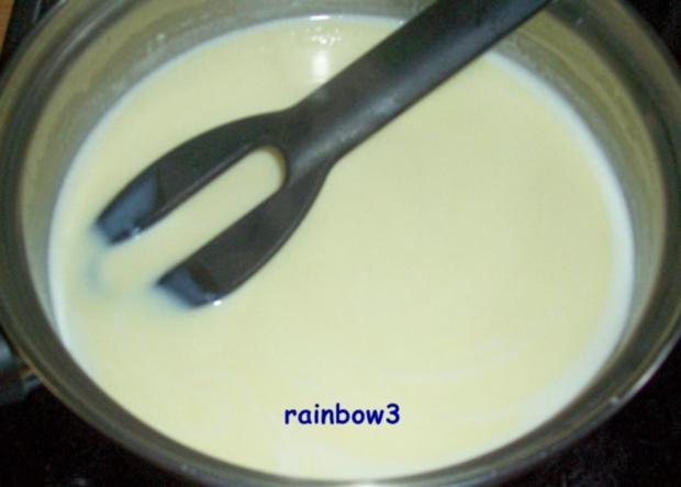 Dessert: Schoko-Sahne-Eis mit Karibik-Flair - Rezept - Bild Nr. 2