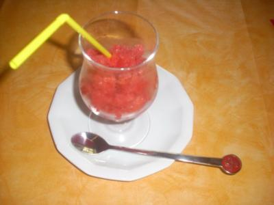 Wassermelone-Sorbet - Rezept