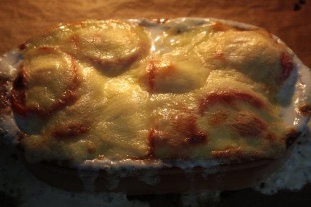 Kartoffeln-Tomaten-Zucchini-Gratin - Rezept - Bild Nr. 5