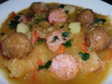 Sauerkraut-Eintopf - Rezept