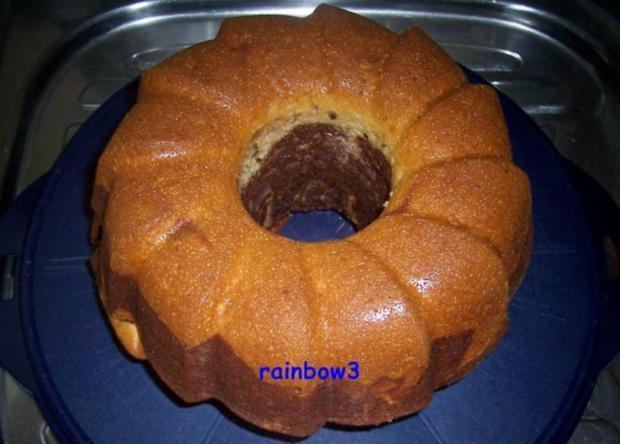 Backen: Marmorkuchen mit Vollkornmehl - Rezept - Bild Nr. 7
