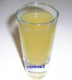 Getränk: Limetten-Ananas-Drink - Rezept