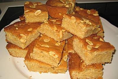 Erdnussbutter Brownie Kuchen Rezept Mit Bild Kochbar De