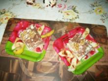 Irenes Tiramisu mal ganz anders mit Buttervollkornkeksen eigene Kreation !! - Rezept