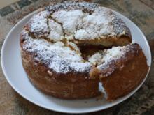 Sächsischer Pflaumenkuchen - Rezept