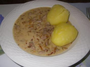 Geröstete Putenleber/Kaninchenleber - Rezept