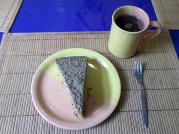 Rezept: Kuchen: Honig-Sesam-Kuchen 1001Nacht