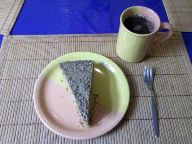 Kuchen: Honig-Sesam-Kuchen 1001Nacht - Rezept
