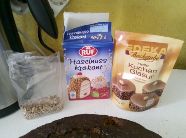 Kuchen: Honig-Sesam-Kuchen 1001Nacht - Rezept - Bild Nr. 6
