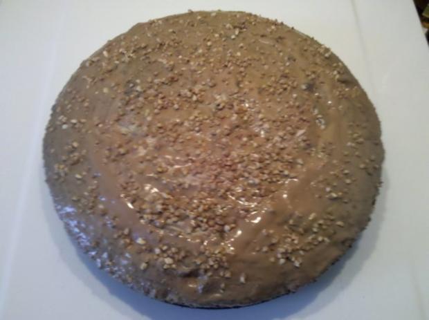 Kuchen: Honig-Sesam-Kuchen 1001Nacht - Rezept - Bild Nr. 7