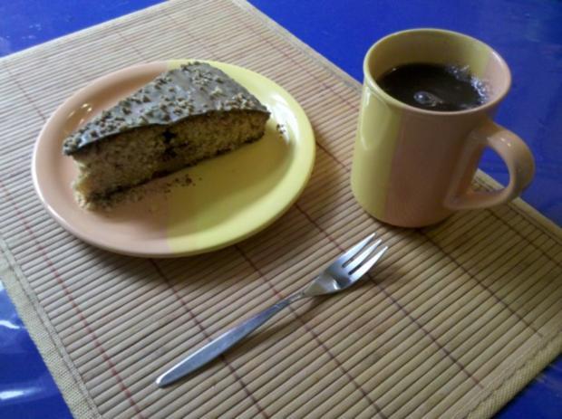 Kuchen: Honig-Sesam-Kuchen 1001Nacht - Rezept - Bild Nr. 8