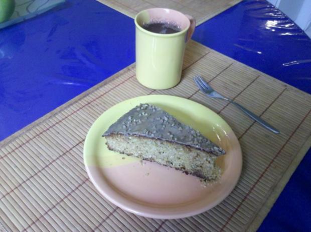 Kuchen: Honig-Sesam-Kuchen 1001Nacht - Rezept - Bild Nr. 10