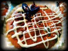 Weiße Schokolade-Cranberry Muffins - Rezept