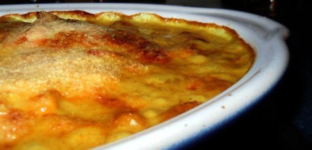 Überbackenes Curry-Pfirsich-Hähnchen - Rezept - Bild Nr. 9
