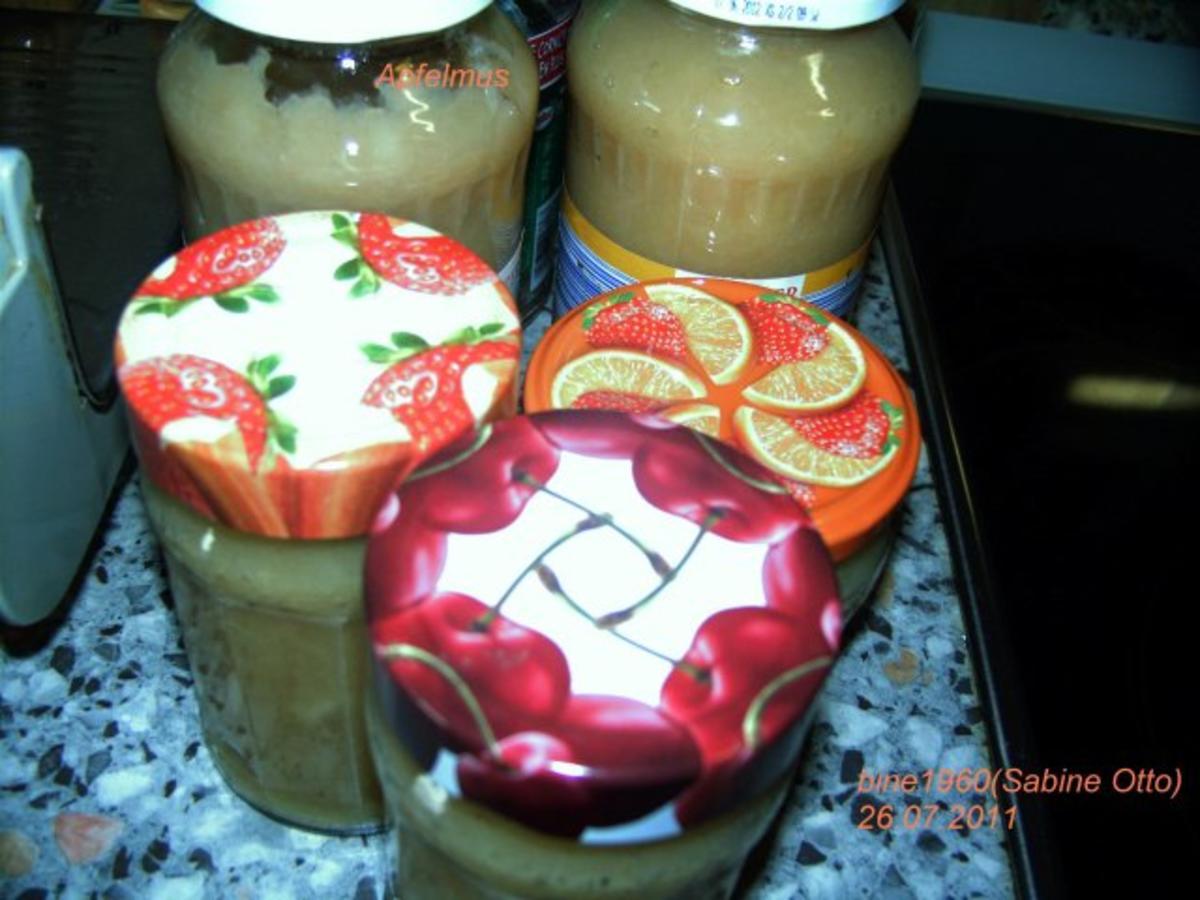 Apfelmus Ohne Zucker Thermomix Rezepte Kochbar De