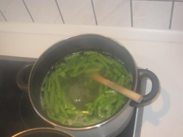 Bohnen-Tomaten-Salat - Rezept - Bild Nr. 2
