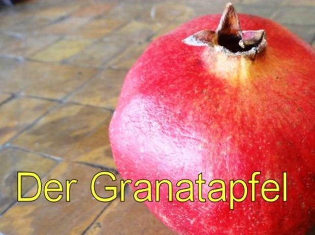 Kraeuter-Mager-Frischkaese in Brick auf Granatapfel-Fenchelsalat und Speck-Croutons - Rezept - Bild Nr. 5