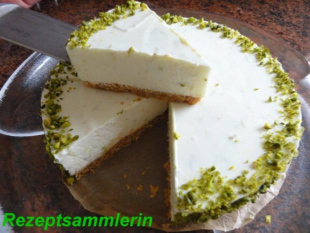 KuchenZwerg:   LIMETTEN - KÄSESAHNE - Rezept