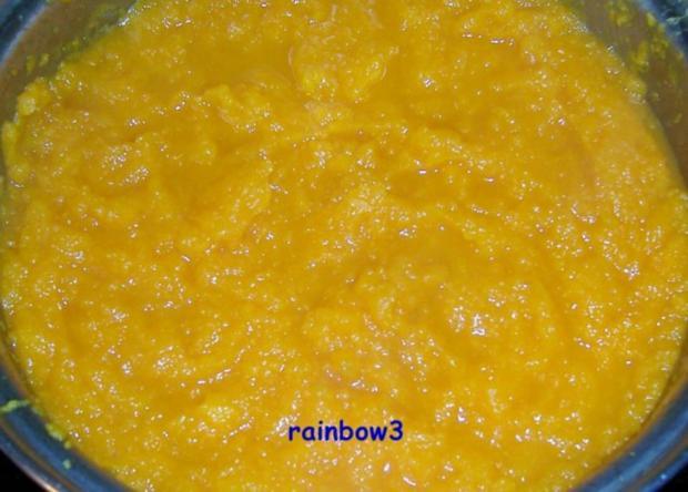 Kochen w rstchen in scharfer roter m hrensauce rezept for Kochen 4 personen
