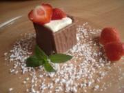 Eis-Würfel - Rezept