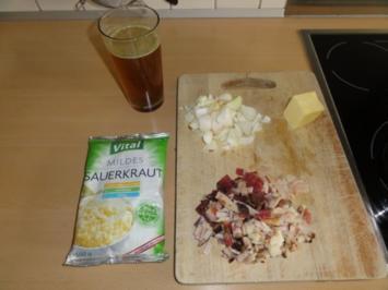 Michis Sauerkraut - Rezept