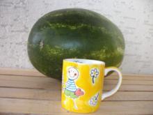 Getränk o.A.: Wassermelone - Feige - Honig - Rezept