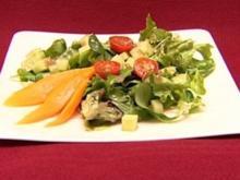 Salat (Cacau) - Rezept