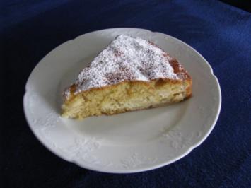 Backen: Irischer Apfelkuchen - Rezept