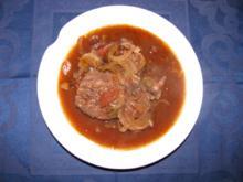 Fleisch: Pfeffertopf - der Zweite - Rezept