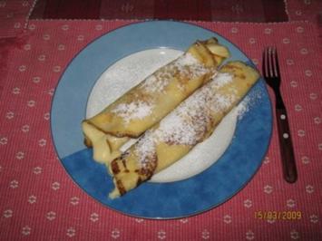 Topf-Palatschinken - Rezept