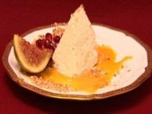 Eisgekühlte Pyramide im Sandsturm (Judith Hellebronth) - Rezept
