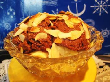 Faulenzer-Dessert 2 - mit angeheiterten Bananen ... - Rezept