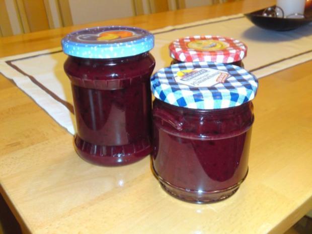 Leo´s Zwetschgen-Marmelade - Rezept