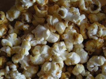 Popcorn - Rezept