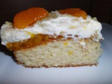 Fantaschnitten mit Mandarinen - Rezept