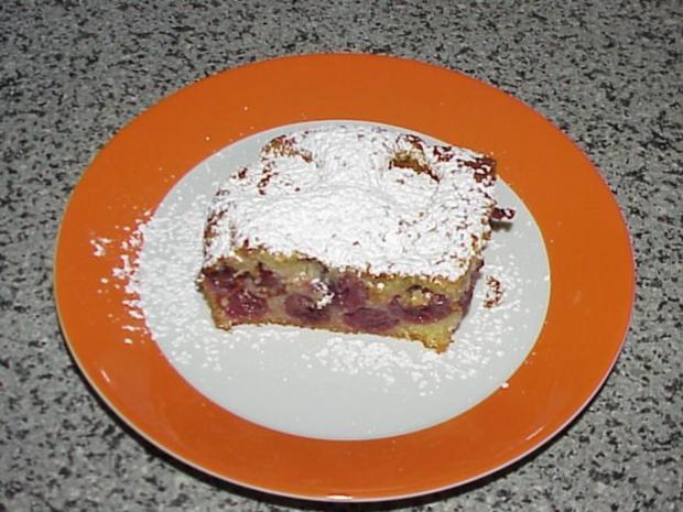 Aprikosen-Kirsch-Kuchen - Rezept - Bild Nr. 3