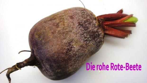 Knusper-Sole-Filet auf rohem Rote-Beete-Salat mit Kraeuter-Ofenkartoffeln - Rezept - Bild Nr. 6