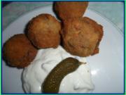 """Frittierte Pilze """"Dinner for two"""" - Rezept"""