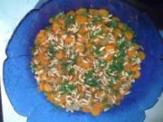 raffinierter Karottensalat - Rezept