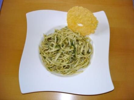 Auberginen-Pesto - Rezept