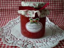 Weinbergpfirsich Marmelade - Rezept