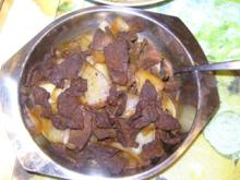Rindfleisch in Ketjab Kental - Rezept