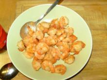 Garnelen fritiert - Rezept
